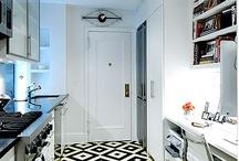Kitchens / Midcentury Modern kitchens / by Raja Mazwin