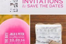 Save the Date/Wedding Design