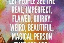 Quotations I like...