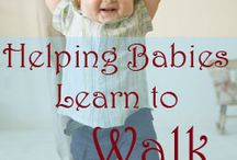 Baby step-by-step