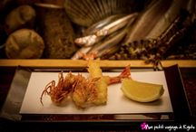 Restaurant traditionnel Kyoto