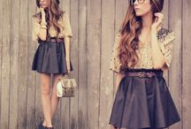 My Style / CLOTHES CLOTHES AND CLOTHES :D / by Cassidy Paige Nelson
