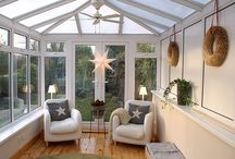 Conservatory's That Make You Want One...