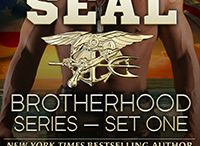 SEAL Brotherhood Series / Romantic suspense stories celebrating SEALs and the women who love them.