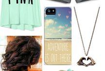clothes i wanna wear♥