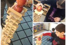 kindergarten science