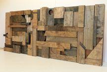 cuadros en madera