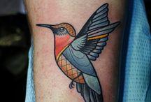 Tattoo: Pajaros