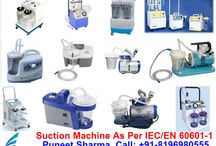 Suction Machine Testing As Per IEC/EN 60601-1 / Suction Machine Testing As Per IEC/EN 60601-1 If you're Buyers Demanding for Testing– Contact Now! Mr. Puneet Sharma Call: 08196980555 Email: ITCIndiaOne@Gmail.Com
