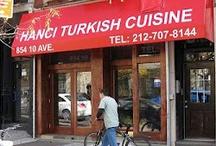 New York Hotel & Restaurants
