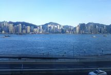 "Hong Kong / ""You can leave Hong Kong, but it will never leave you.""  ― Nury Vittachi, Hong Kong: The City of Dreams"