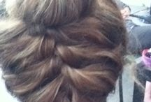 amaze me braids  / I am 13 and I don't repin  the braids, they are all done by me.