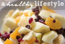 Healthy Lifestyle / An active healthy lifestyle.  http://FingersOverForks.com