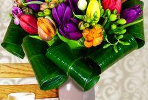 Spring Flowers/ Buchete de primavara