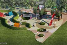 Çocuk Oyun Alanları / Children's playground