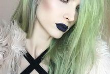 grey lips inspiration