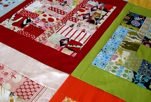 Quilting and Patchwork / Quilting and patchwork projects and techniques
