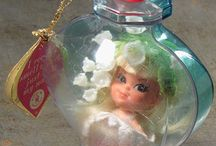 Stuff from my childhood...... / by Karen Rasberry Morgan