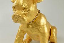sculptures / glamour dogs sculptures