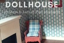 Dolls house crafts