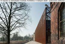 sports and recreation school building / sports and recreation school building, Wrocław designed by Major Architekci