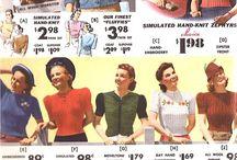 Retro/Vintage Kläder