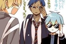 KnB ships <3 / Ship it everywhere and anywhere yeah :3