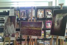 Exposiciones en la Biblioteca