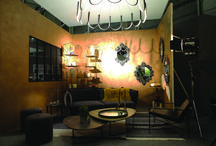 Maison & Objet, Le Club | 2018 / Le studio 14 Septembre décore et met en scène Le Club, un espace dédié aux VIP au sein du Salon Maison & Objet.