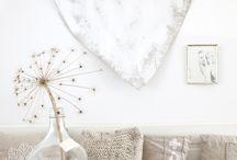 Sfeer makers / Accessoires die je huis oplichten, gezellig maken. Zodat het vooral lekker jouw plekje wordt!