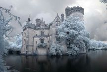 Architecture | Castles / Awesome Architecture in old world castles