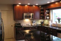 Kitchen remodel ideas / by Jessica Gozy