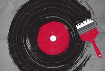 record player, vinyl