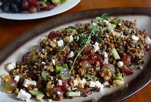 Lentil Salad  / Researching recipes is an important part of my work. On this board I'm researching different recipes for Lentil Salad.