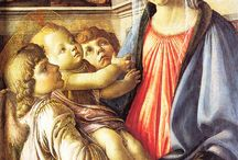 Botticelli / Storia dell'Arte Pittura  15°-16° sec. Sandro Botticelli  1445-1510