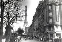 vintage pictures of paris