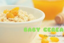 Read This Now And Find Out What The Best Baby Cereal You Should Start With!