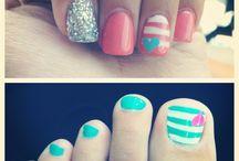 Nails / by Sabrina Shoemaker