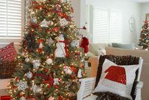 Christmas in plaid