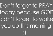 I don't forget