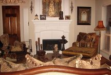 old world style decorating / by Kristi Keene