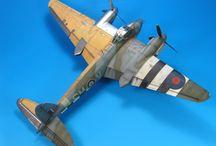 Modely RAF