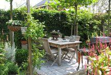 Ideeën voor kleine tuin