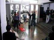 Filmación en Bubble Studios