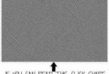 Optical illusions & mind tricks