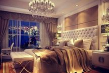 Bedroom dream romantic