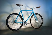 Mission Hall cycles / Custom cycles