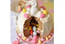 [Food] Pâques / Préparez-vos paniers pour la chasse aux œufs de Pâques ! Notre sélection de chocolats et gâteaux de Pâques va vous faire fondre...