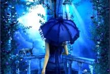 blue azaz csodás kék képek