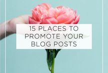 Blogging Tips! / Blogging is a proven marketing tactic especially for SEO! Creative content curation is key!